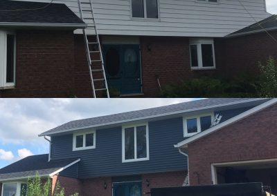 Roof, Window Flashing and Siding Replacement
