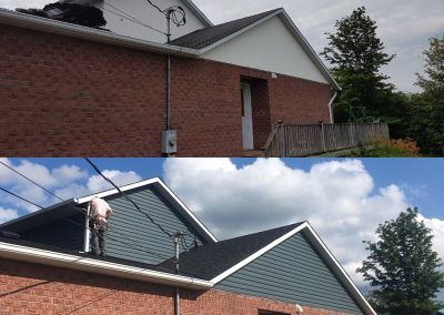 Roof, Siding and Window Flashing Replacement