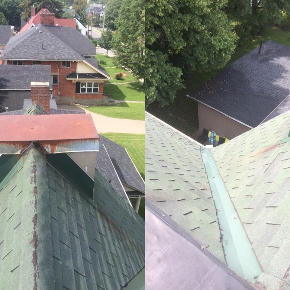 Our Work Aw Roofing